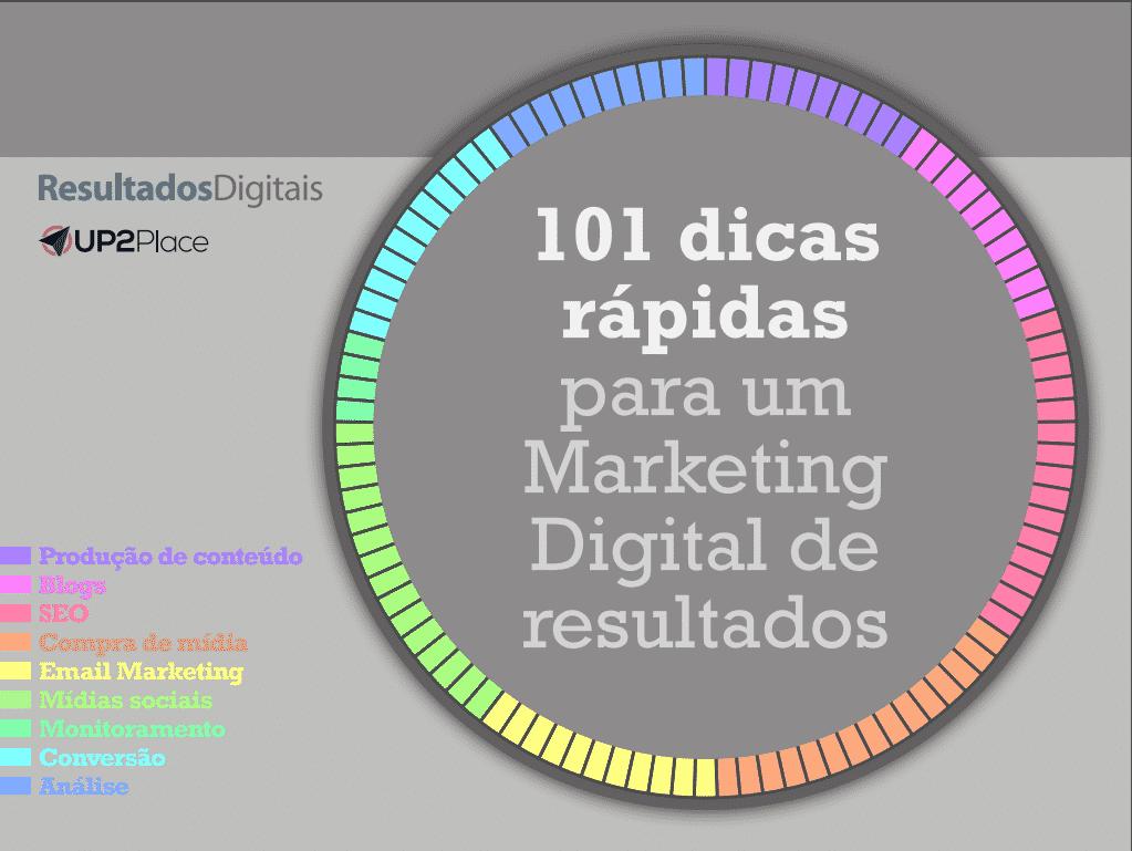 101 dicas de Marketing Digital de Resultados